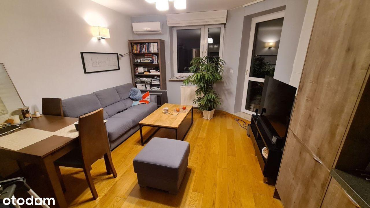 Wynajmę mieszkanie - Saska Kępa 41m2