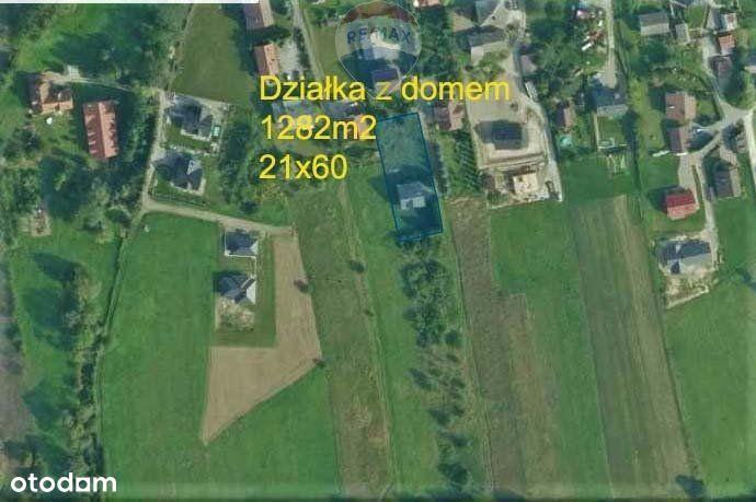 Działka 41a pod inwestycje deweloperską + dom 230m