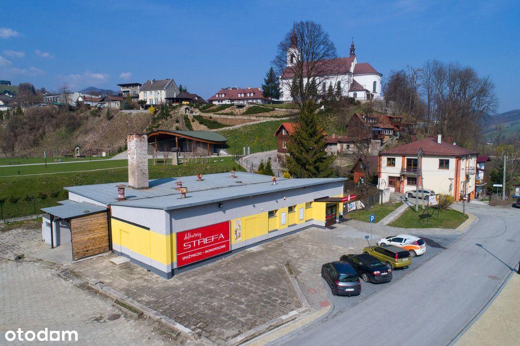 Lokal 350m2 Piwniczna-Zdrój ul. K. Wielkiego