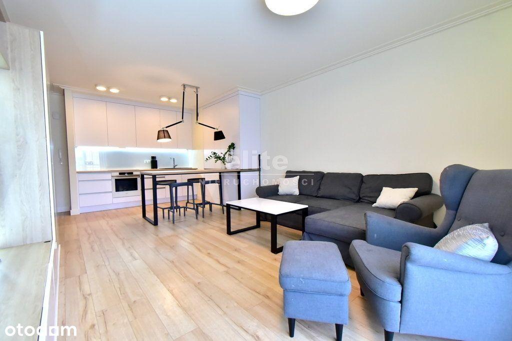 Apartament Pogodno wyposażone 2 pokoje balkon