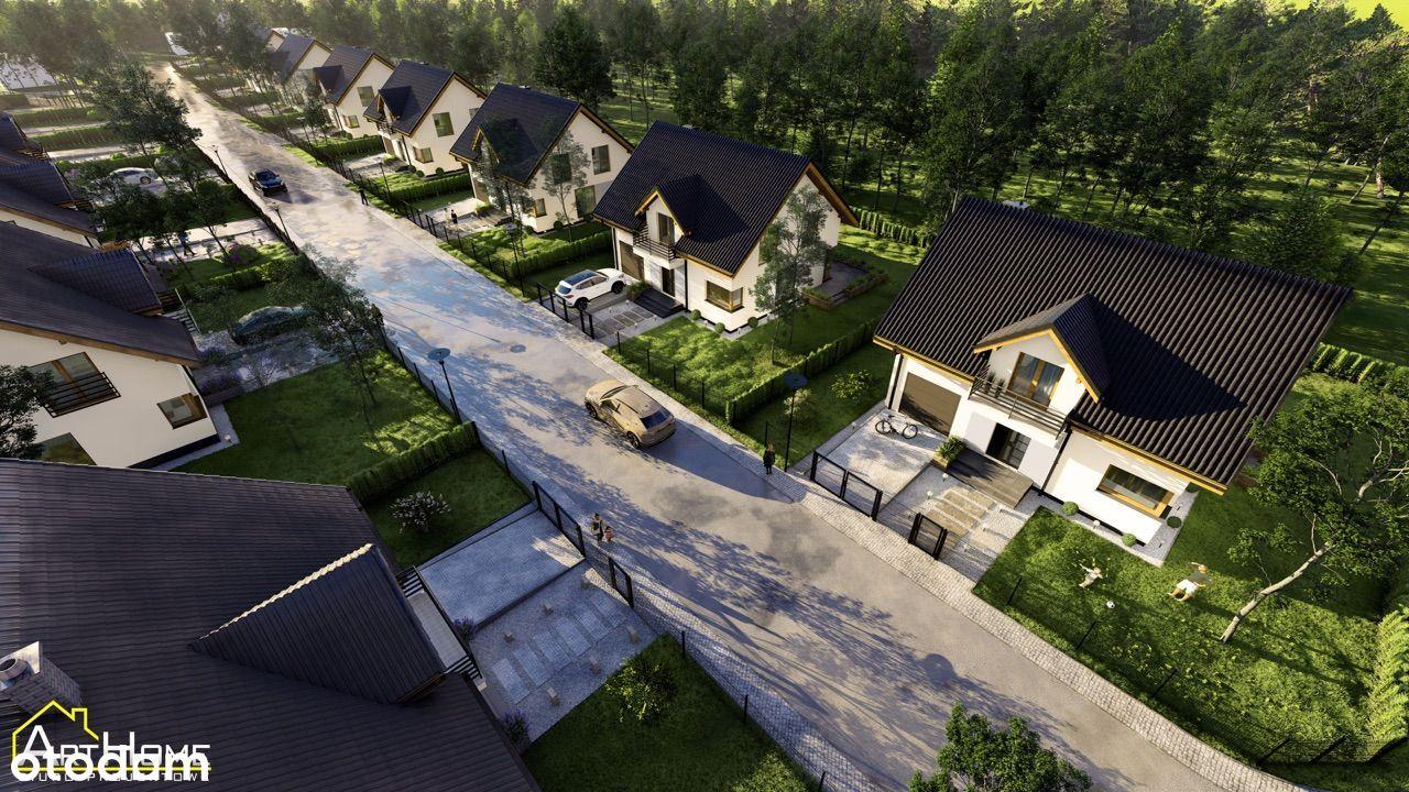 Nowy dom wolnostojący na Osiedlu Park Rataje