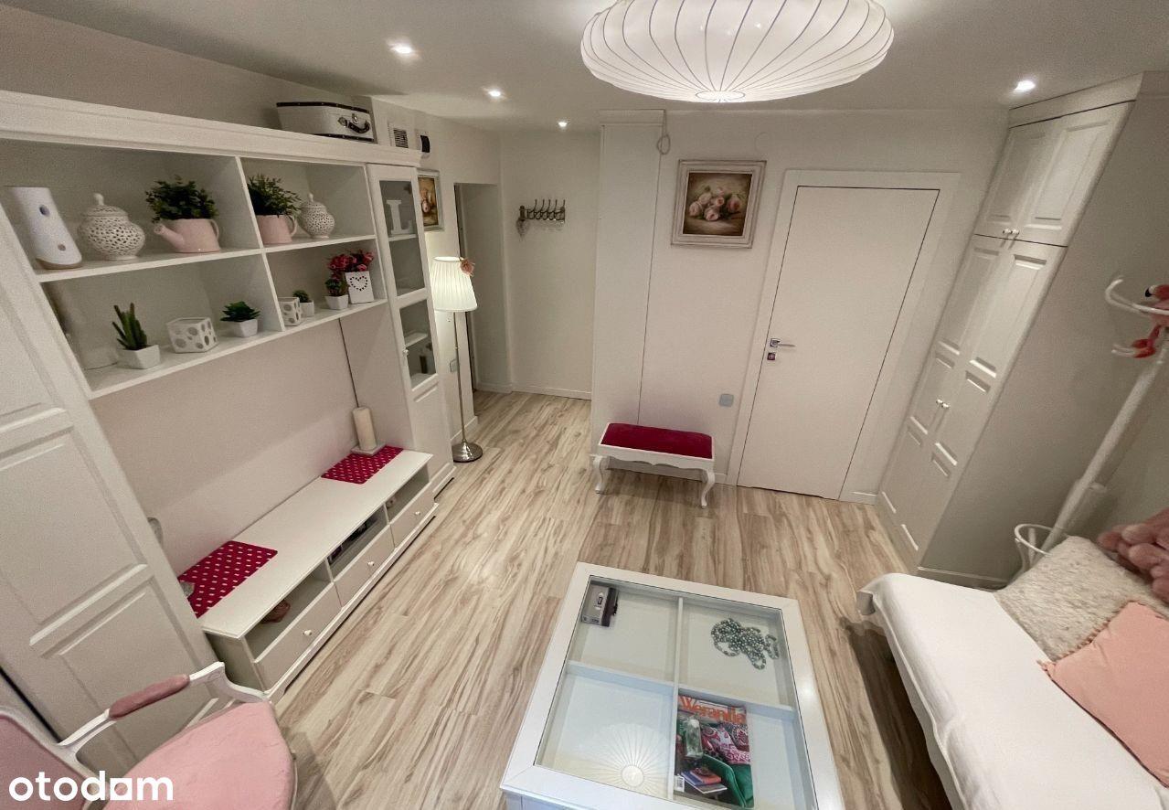 3-pokojowe mieszkanie przy Łazienkach |Śródmieście