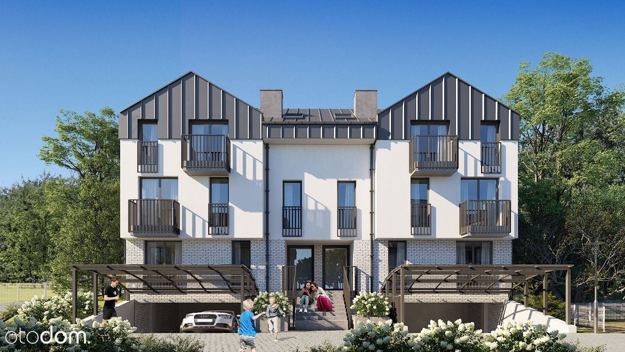Nowe mieszkanie w inwestycji Książęce Bielany, C4b