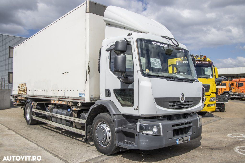 Renault PREMIUM 340 DXI+INTARDER+caisse amovible - 2