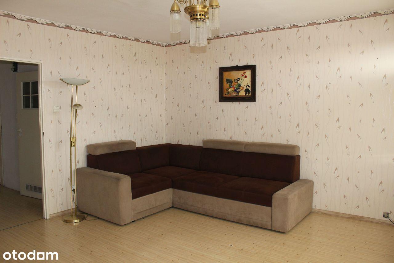 Przestronne 4-pokojowe mieszkanie w centrum Mławy