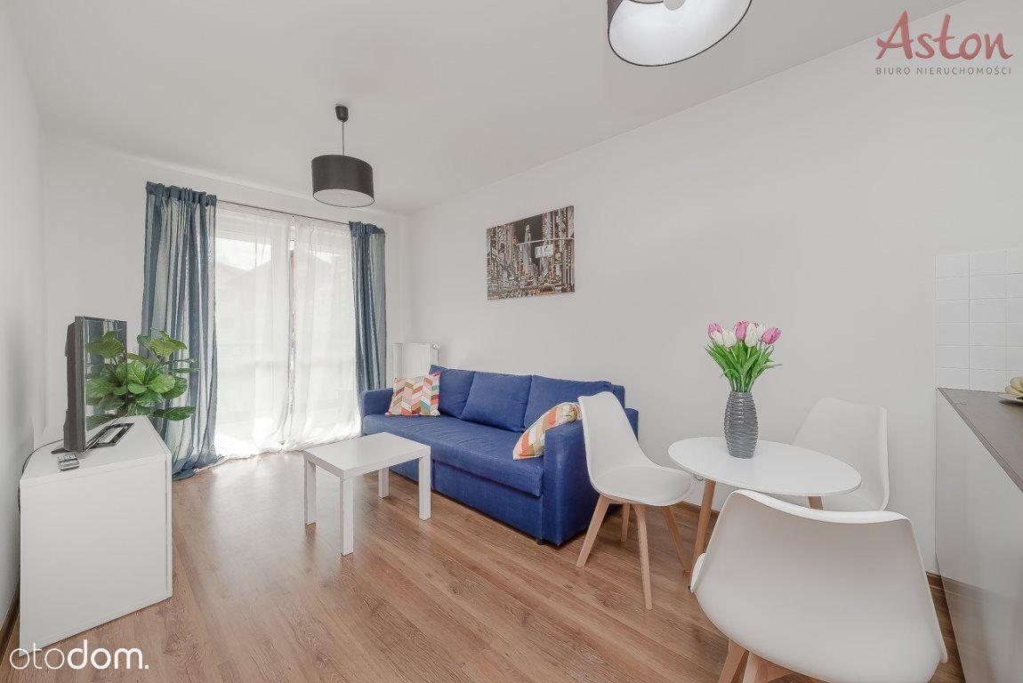 Mieszkanie w nowym bloku: taras, winda