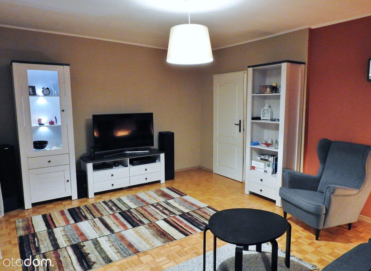 Toruń, centrum 73 m2, 4 - pokoje