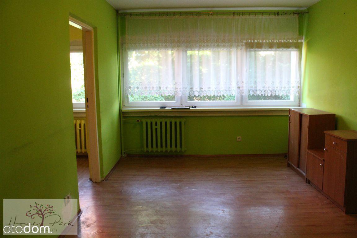 Mieszkanie, 36,38 m², Łódź