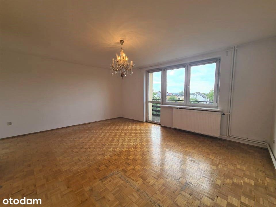 PRZESTRONNE 4 pokoje + kuchnia + GARAŻ ul. Kurasia