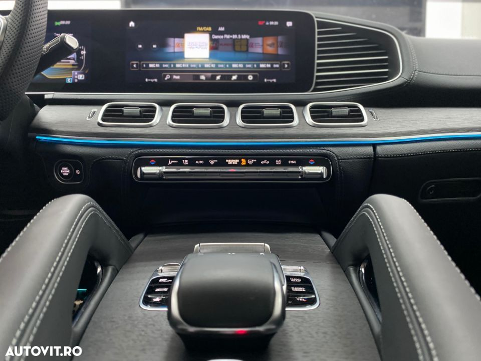 Mercedes-Benz GLE Coupe AMG - 33