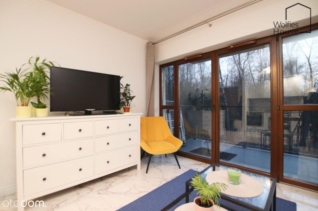 Przytulne mieszkanie | 37m2 | Tereny zielone | Eng