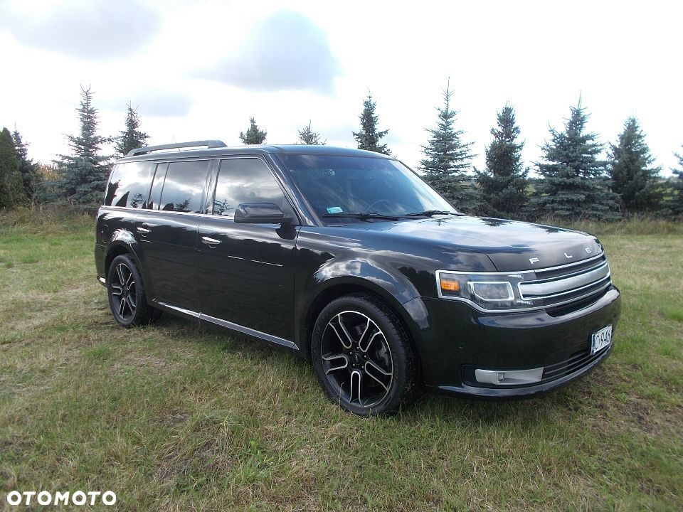 Ford  Flex Limited Full Opcja 7 miejsc Panorama Dach - 3