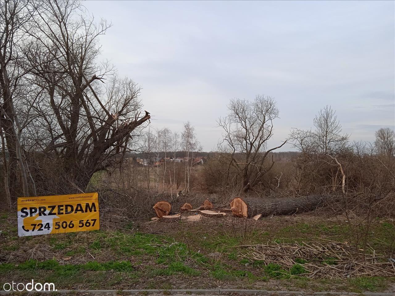 Działka, 3 520 m², Konin