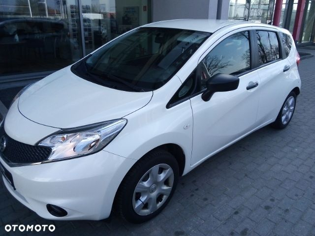 Nissan Note - 1