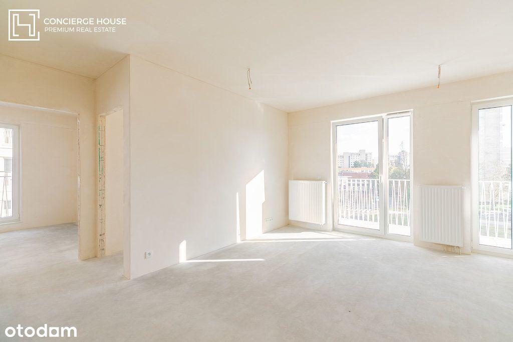 """3 pokoje w """"Białym Domu""""   63,3 m2   Tarchomin"""