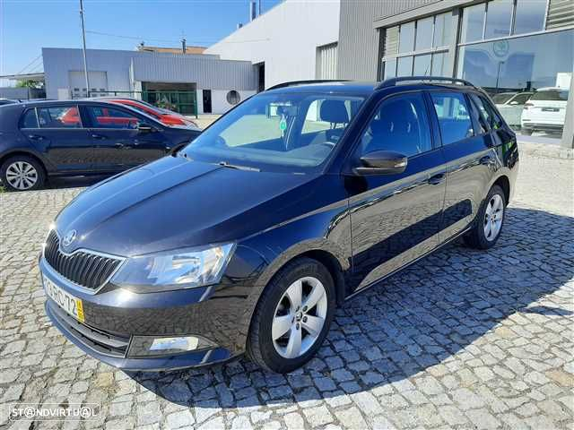 Skoda Fabia Break 1.4 TDi Ambition - 2