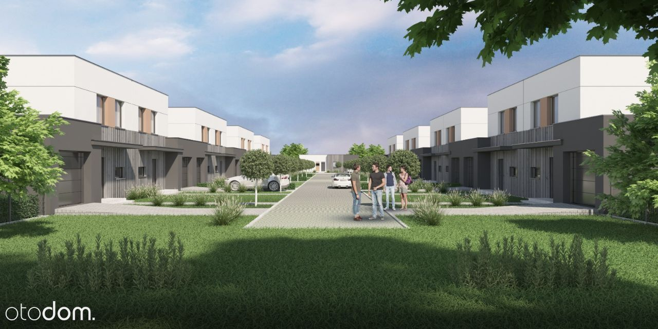 Osiedle Antonina-Barcin dom nr 1 (rezerwacja)