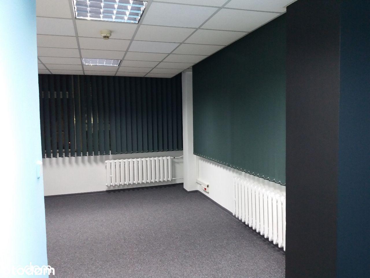 Biuro z parkingiem i recepcją 24h na dobę 60m2