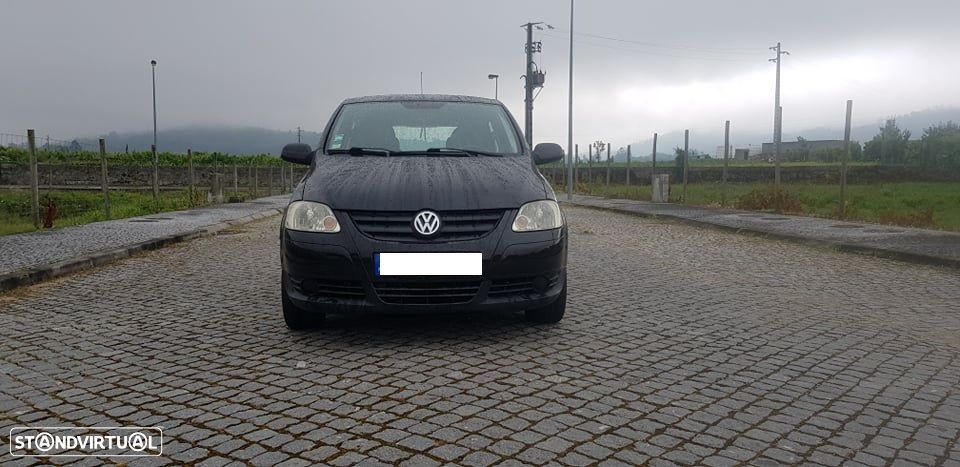 VW Fox 1.4 TDi T.Liso Pack - 5