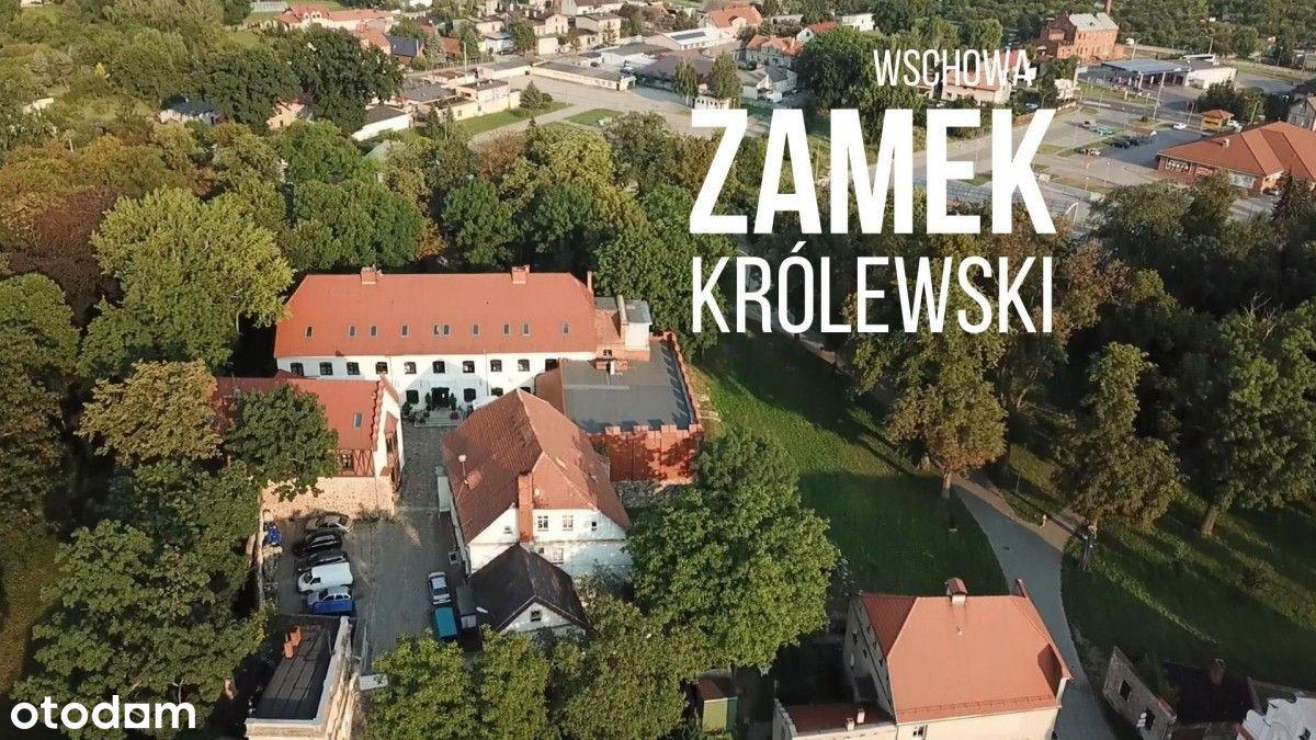 Działający biznes z historią Zamku Królewskiego.