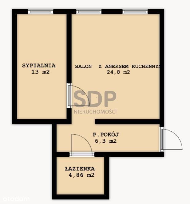 #Mieszkanie#46m2#Doremontu#