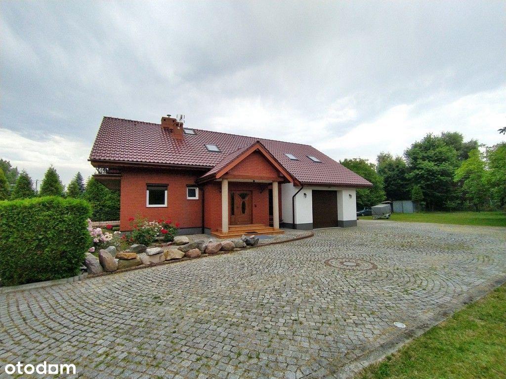 Komfortowy dom na dużej działce w Turzy Śląskiej