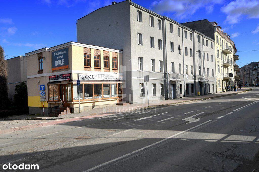 Budynek w centrum Tczewa