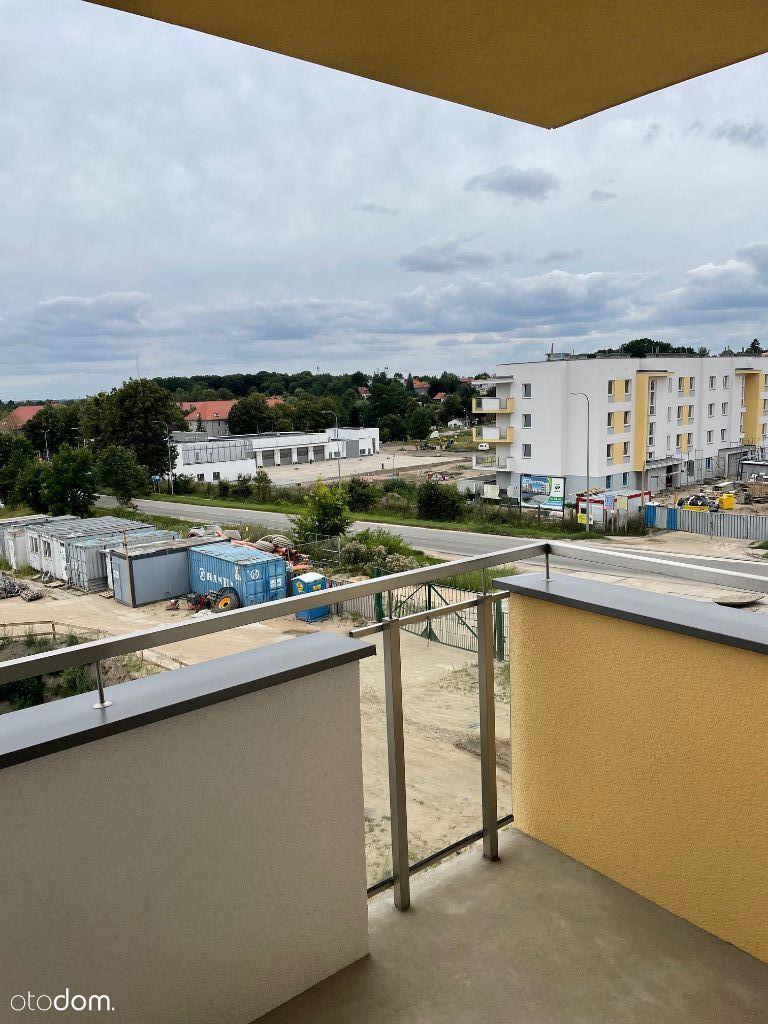 Mieszkanie 54m2 - 2 pokoje, w nowo oddanym budynku