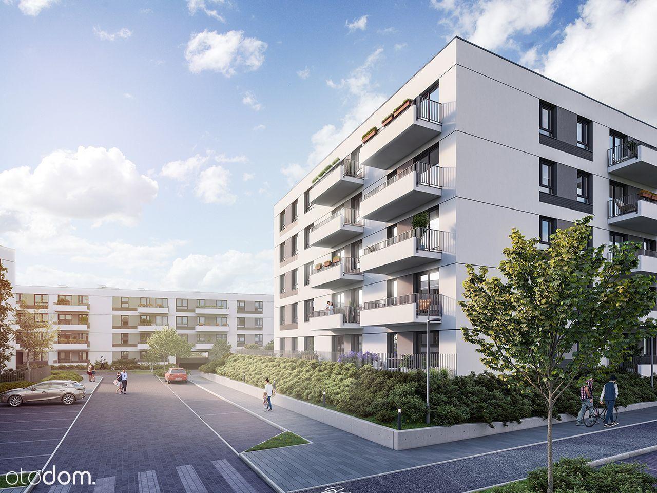 Nowoczesne Mieszkanie Osiedle Idea Omega, 2B/B39