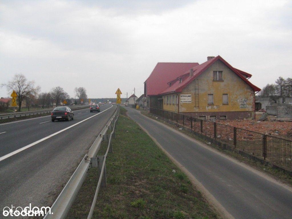 Działka + budynek SPRZEDAM LUB ZAMIENIĘ Zasutowo