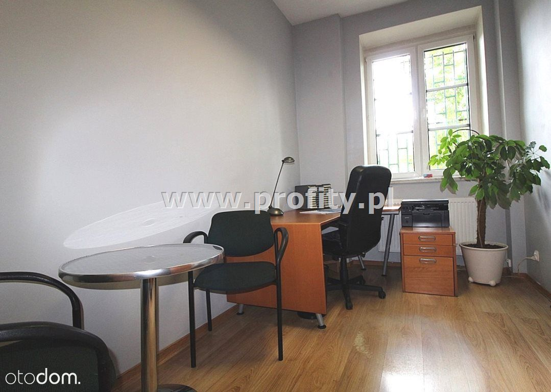 Ładne biuro 60m² , parking , Katowice