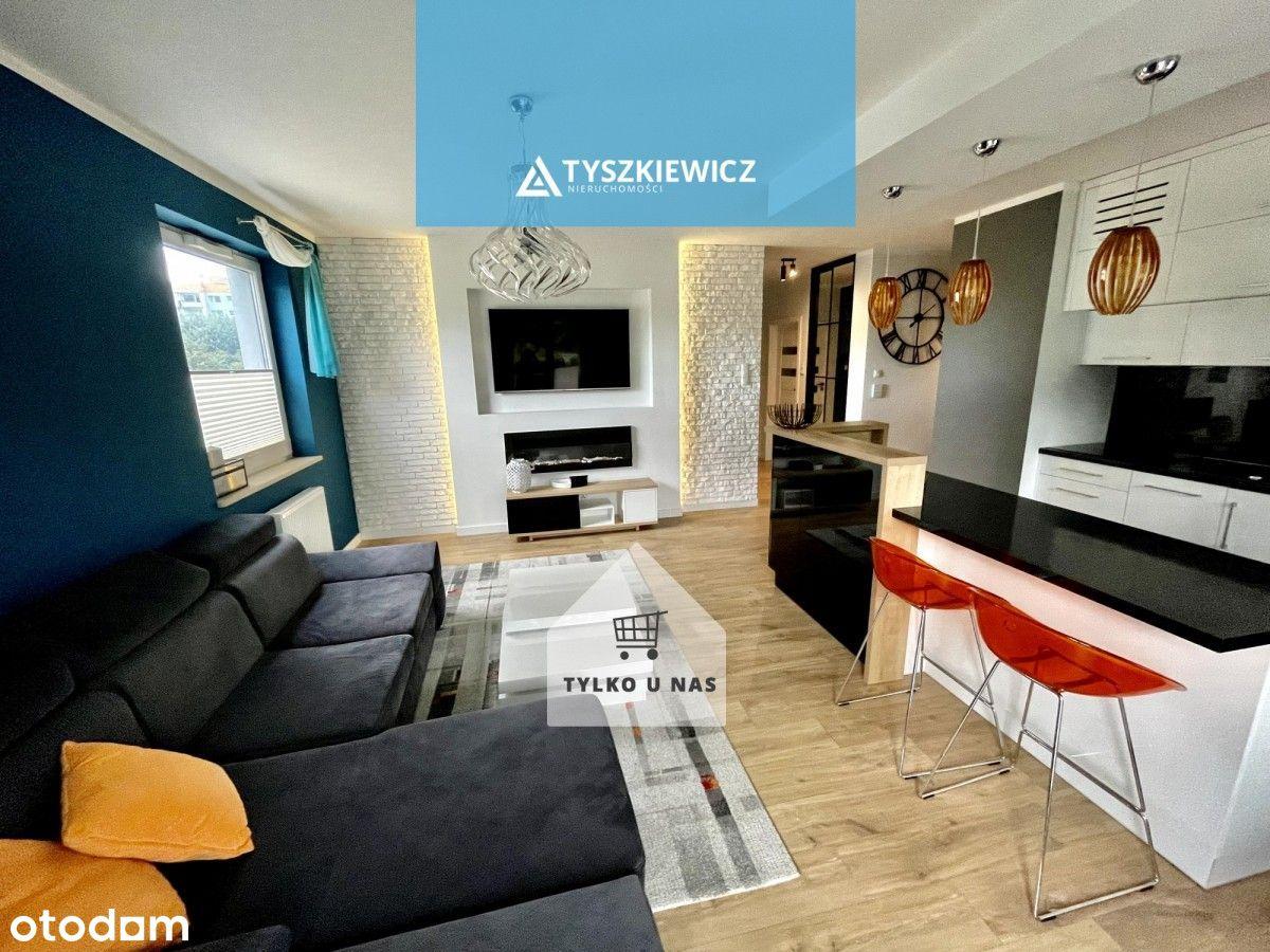 Apartament 3 pokojowy na Zaspie
