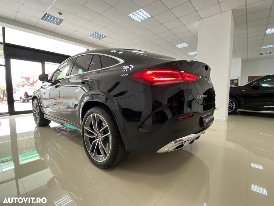 Mercedes-Benz GLE Coupe 400 - 24