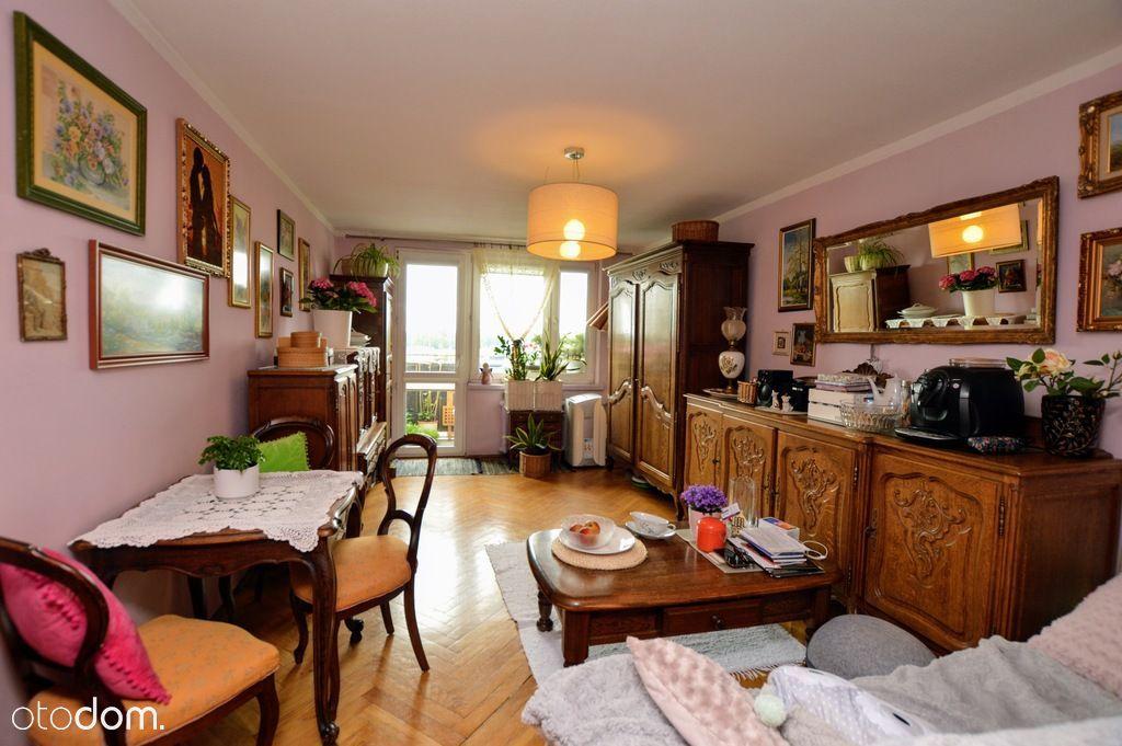 Dwustronne słoneczne mieszkanie