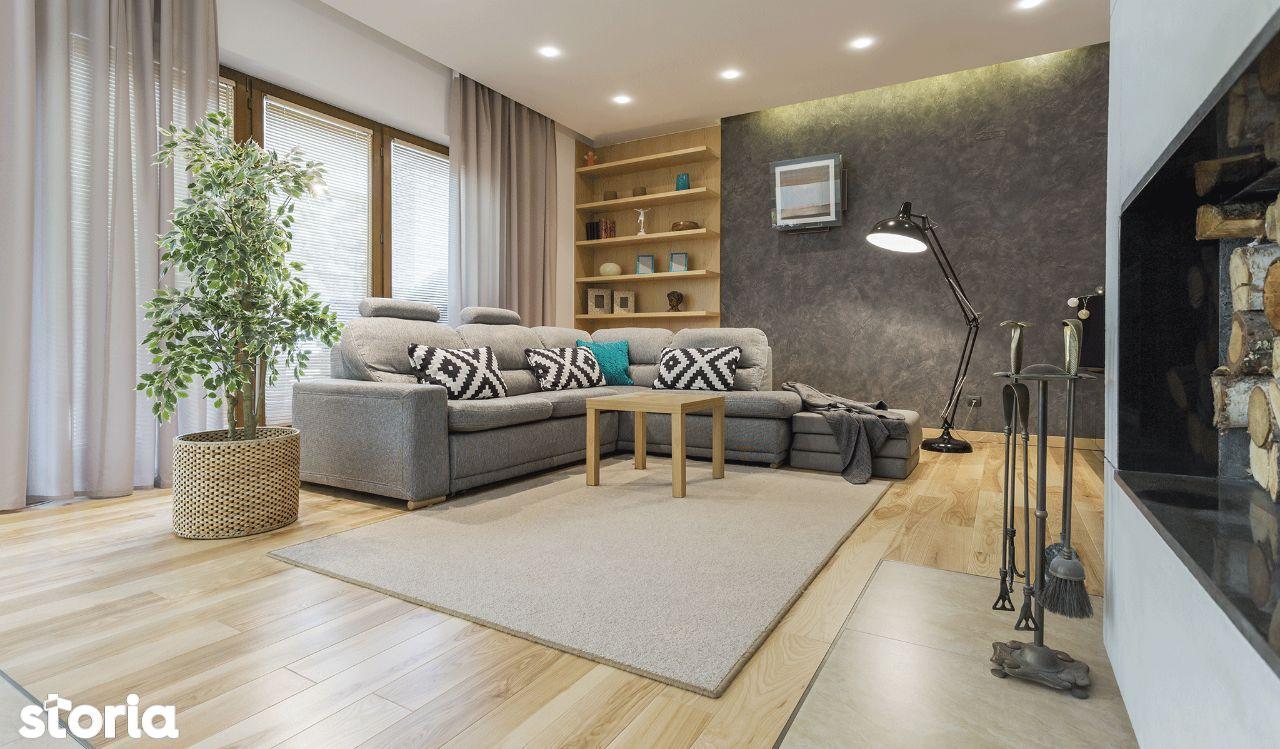Apartament 3 camere tip 3A în Isaran 2, Brașov - 112 mp utili