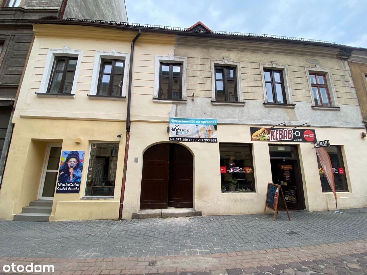 Bielsko lokal handlowo-usługowy ścisłe centrum