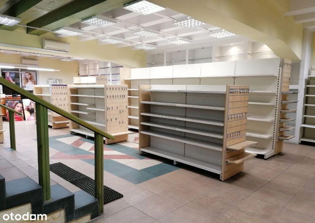 Lokal Usługowo-Handlowy 800m2 Centrum duży magazyn