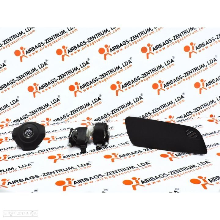 Kit Airbags Volkswagen Polo, 2009–2014 - 1