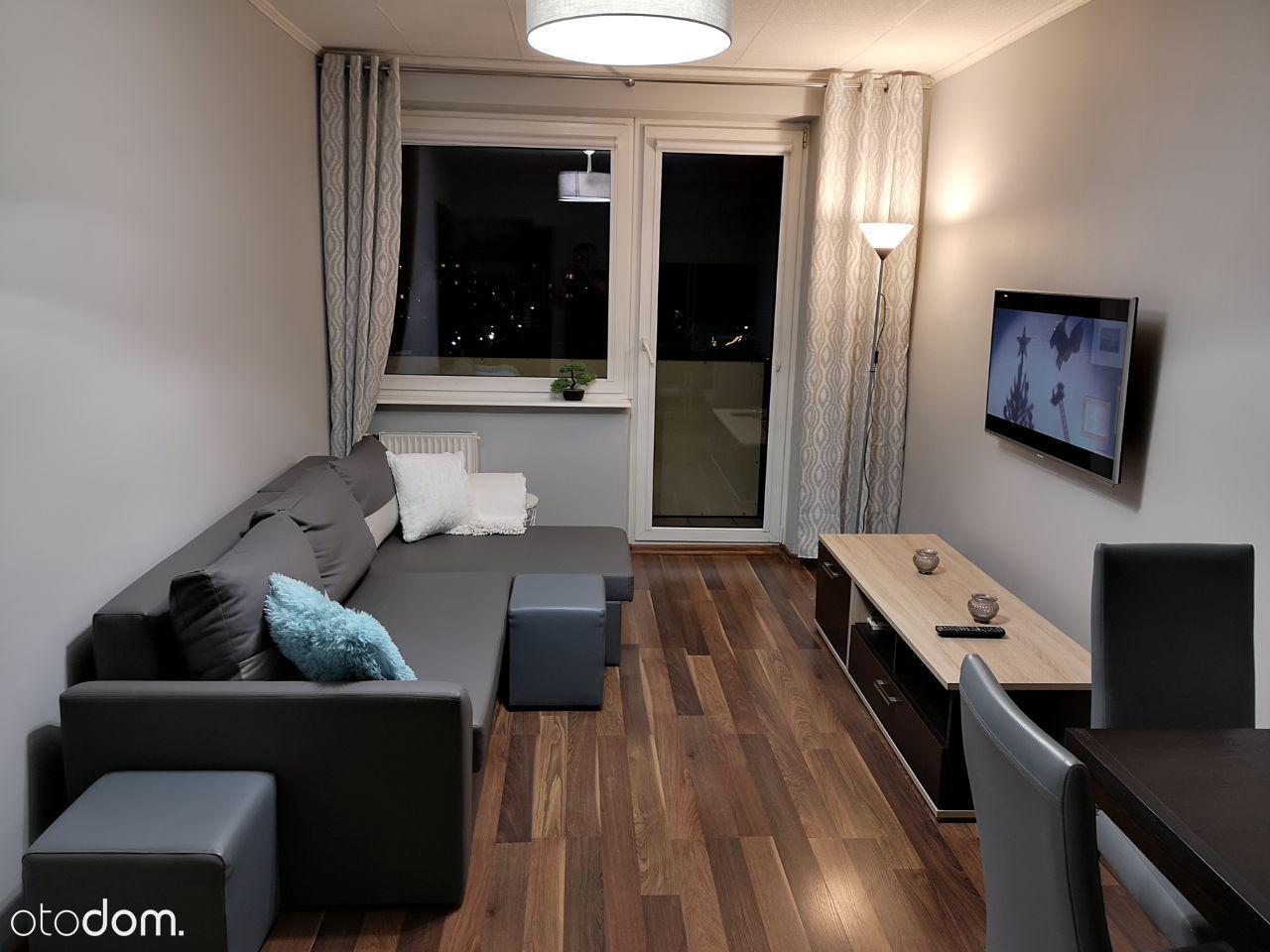Dwa pokoje w centrum Wrzeszcza