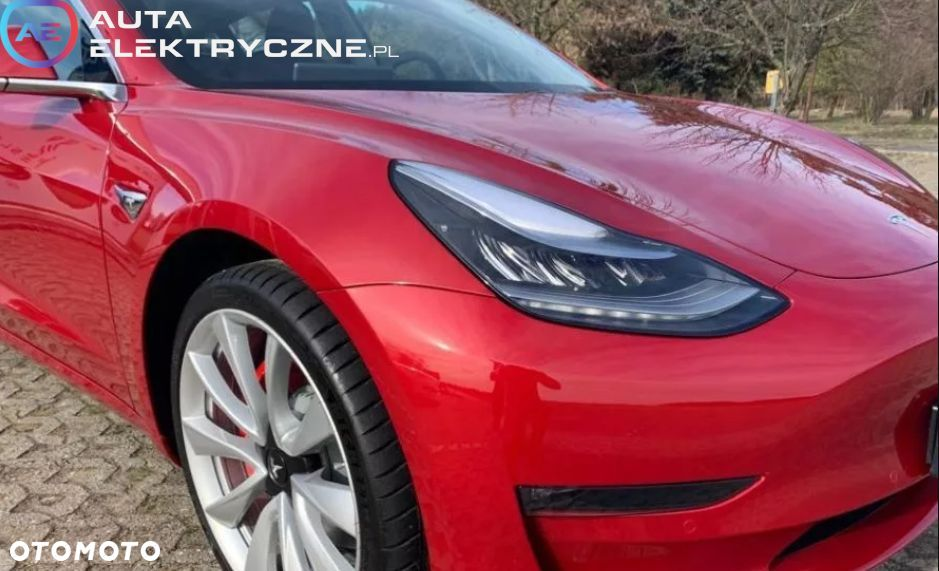 Tesla Model 3 Long Range AWD - 1