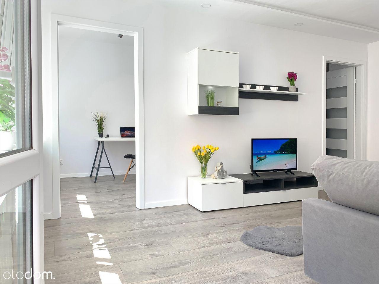 Mieszkanie 3 pokoje + balkon 49,4 m2 _ 0% prowizji