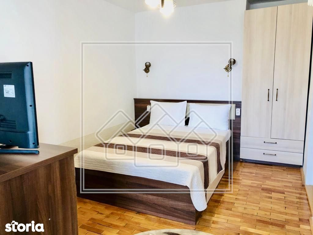 Apartament cu 2 camere - chirie calda - zona Parcul Cetatii