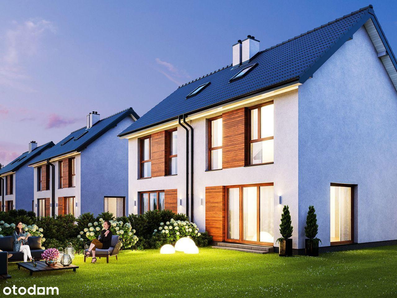 OGRODY MARYSIN zamieszkaj w energooszczędnym domu