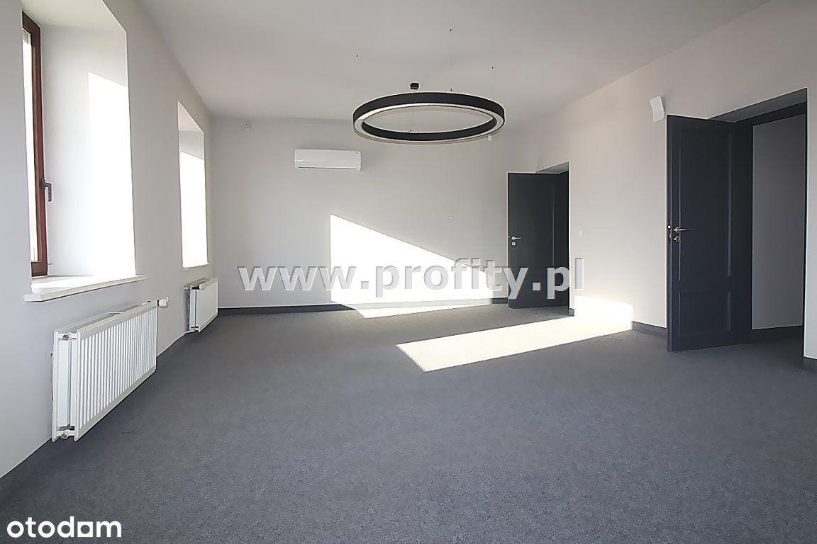 Biuro 80m² , parking - Sosnowiec Pogoń