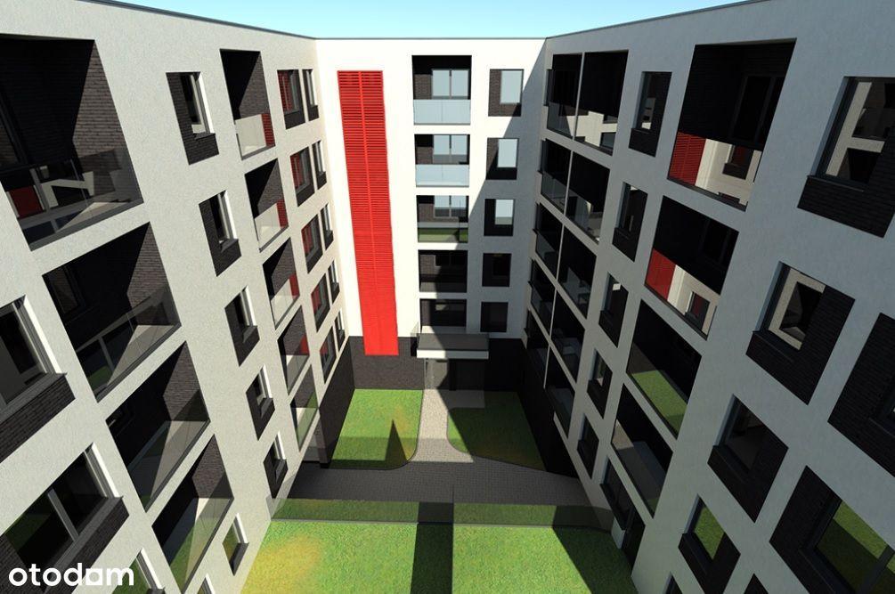 Mieszkanie w Inwestycji Zielone Tarasy M8