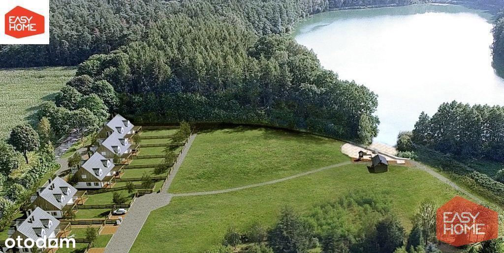 Dom marzeń nad jeziorem i przy lesie!