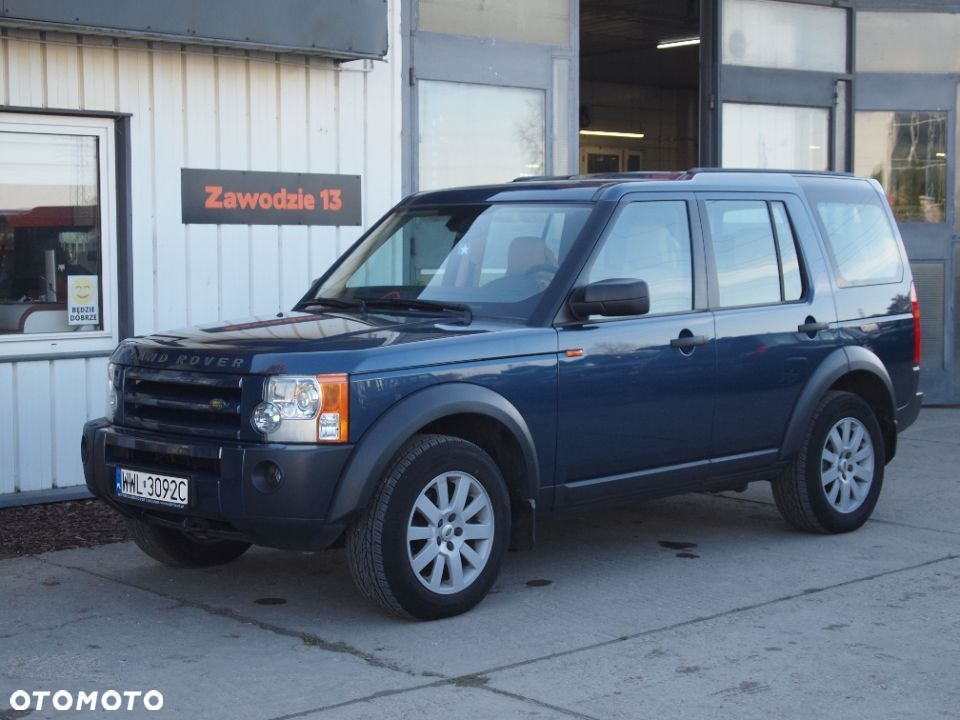 Land Rover Discovery Land Rover Discovery III 2,7TDV6, 2004, DIFFLAND - 1