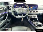 Mercedes-Benz Klasa E Mulibeam Led/distonic plus/Panorama/ FV 23% - 13