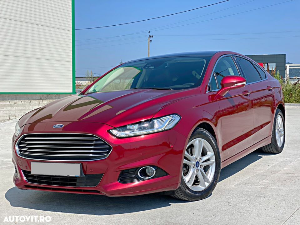 Ford Mondeo - 33