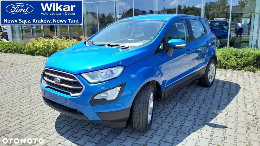 Ford EcoSport FORD EcoSport 1.0 EcoBoost 95 KM (Z ASS), M6, FWD Connected 5D - 1